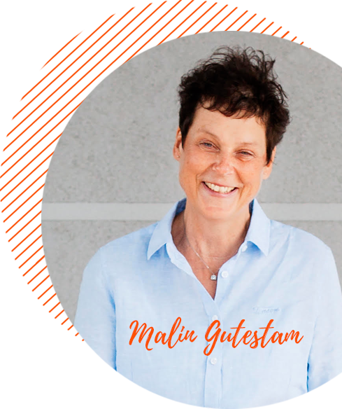 Malin Gutestam - Educator, Lecturer, Coach and Author of Brain Tools for Teens